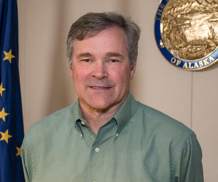 Andy Mack, the new commissioner of the Department of Natural Resources (Photo courtesy of the Governor's Office)