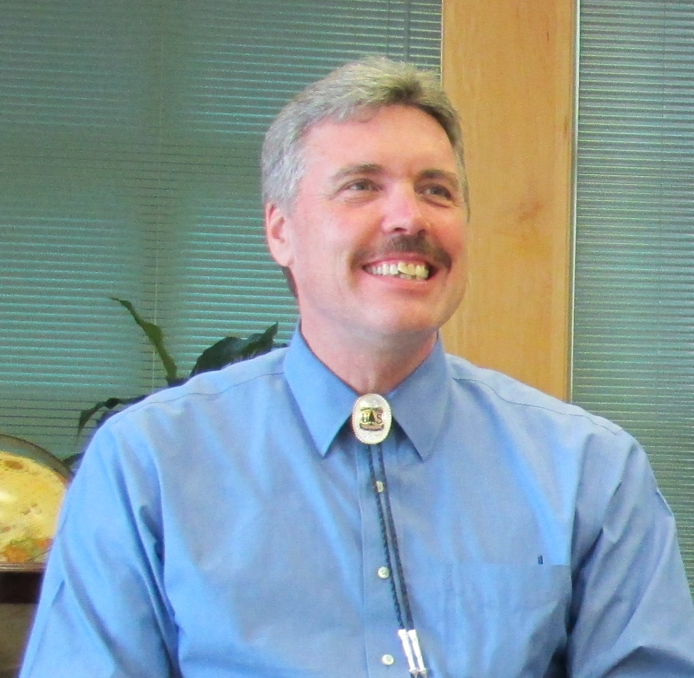 Earl Stewart, Tongass Forest Supervisor. (KRBD file photo)