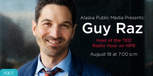TED Radio Hour Host Guy Raz