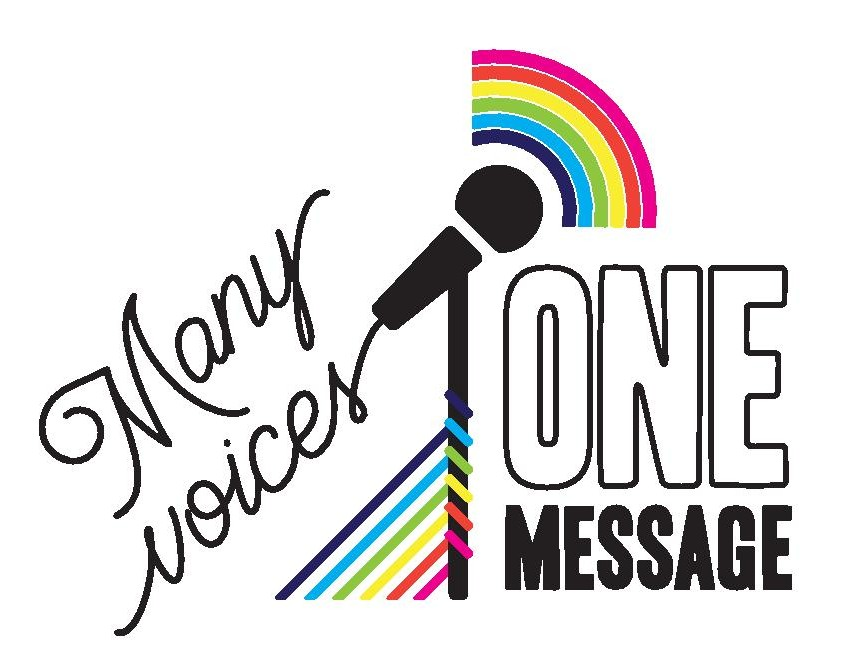 The PrideFest 2016 logo. Courtesy Identity, Inc.)