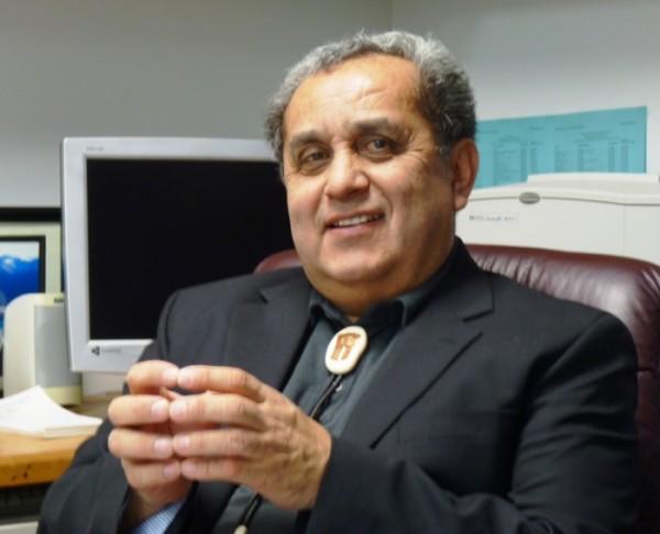 Former Sen. Albert Kookesh was Bert Stedman's last election opponent, in 2012. (Photo by Ed Schoenfeld, CoastAlaska News)
