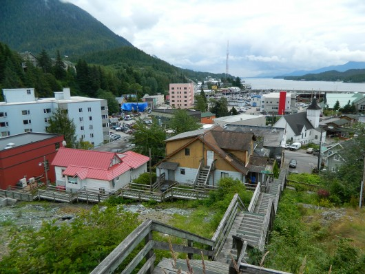 Ketchikan Gateway Borough mayor fights for local funding from feds