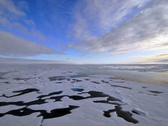 Arctic Ocean (Photo courtesy of the U.S. Geological Survey)