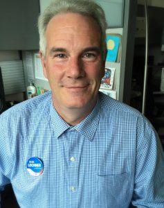 Bob Lochner, of Wasilla, is a Republican candidate for U.S. Senate.