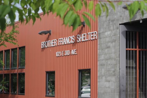 Brother Francis Shelter in Anchorage.