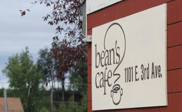 Bean's Cafe at Brother Francis Shelter in Anchorage.