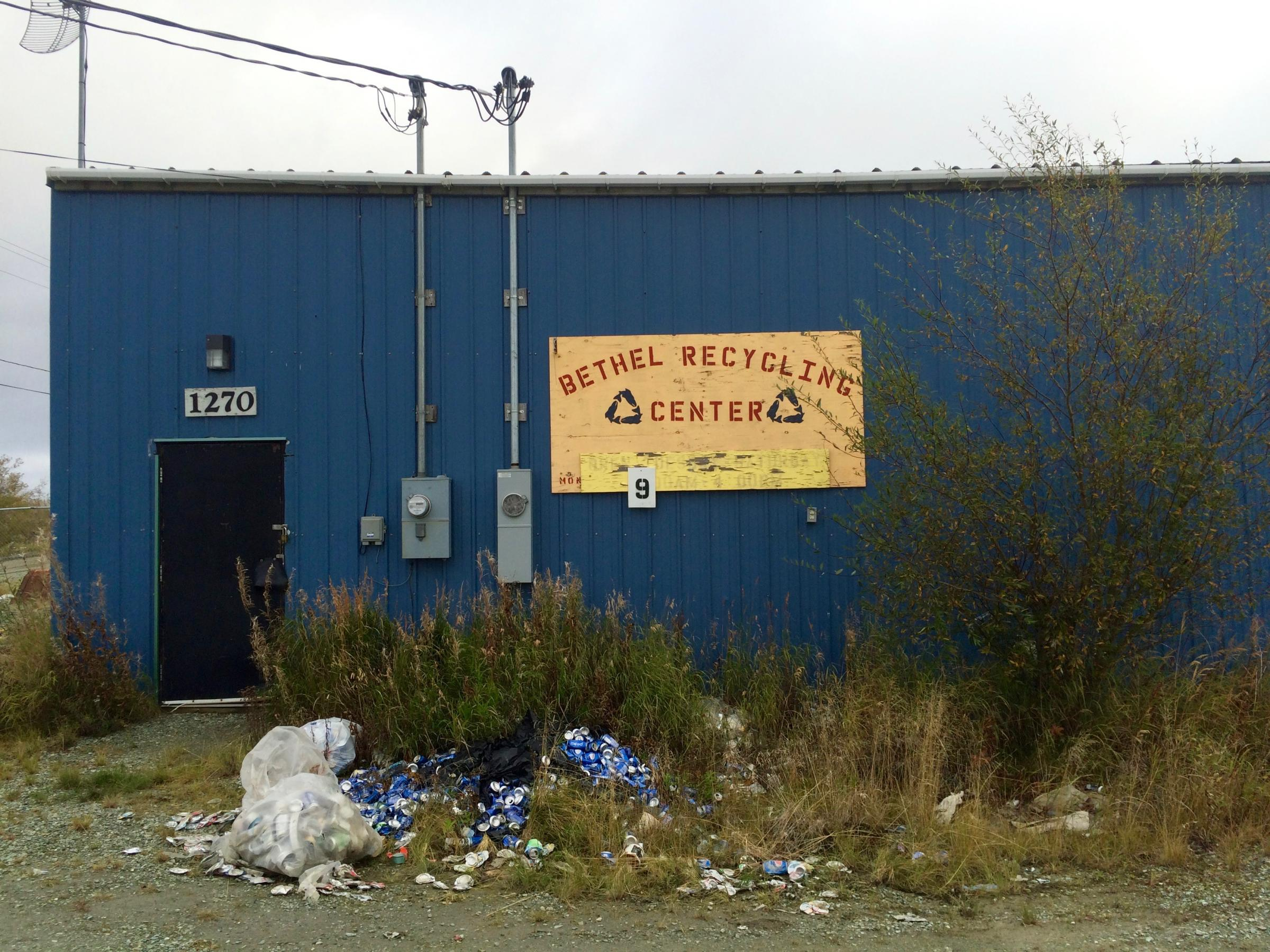Anchorage Recycling Center >> Save Those Cans Aluminum Recycling Returning To Bethel Alaska
