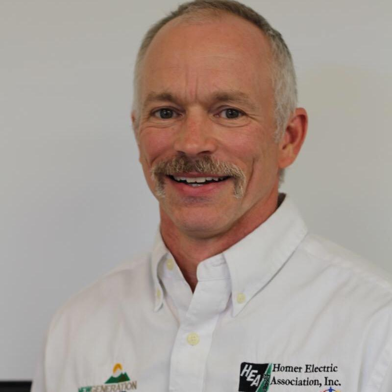 Brad Janorschke, General Manager of Homer Electric Association. (Photo Courtesy of HEA)