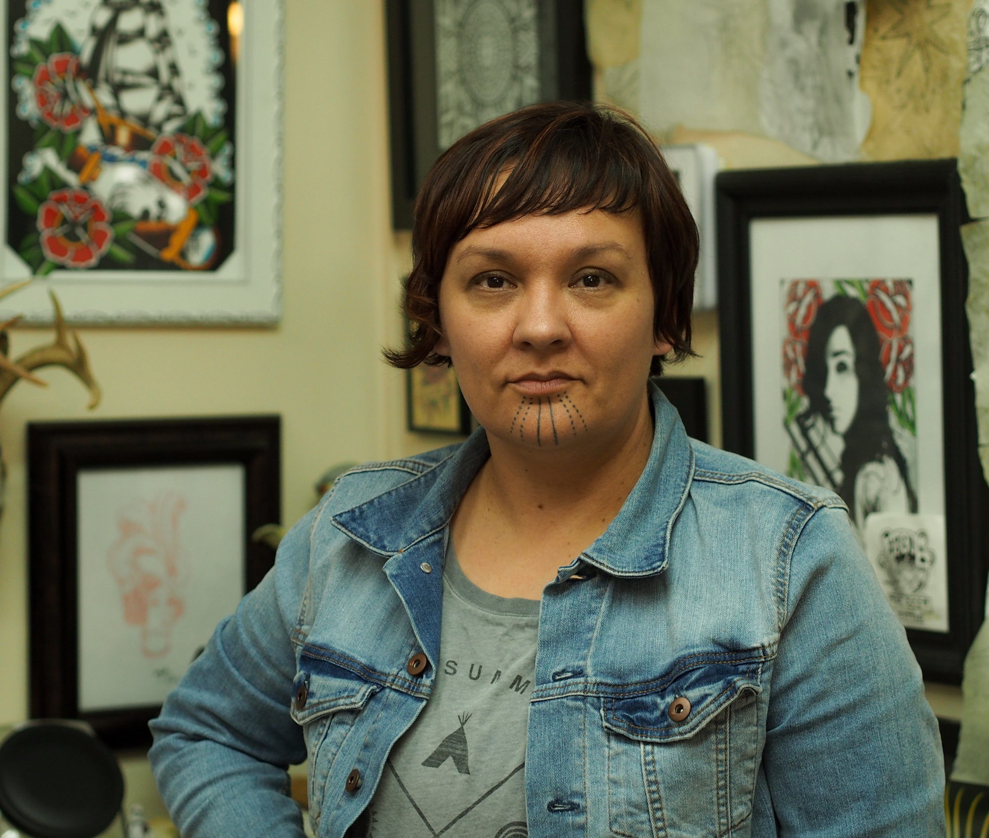 Will paperwork kill traditional tattooing alaska public for Alaska tattoo shops