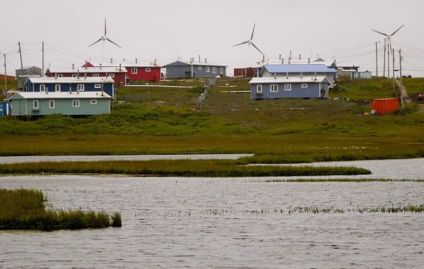 Chevak, AK. (Flickr Creative Commons photo)