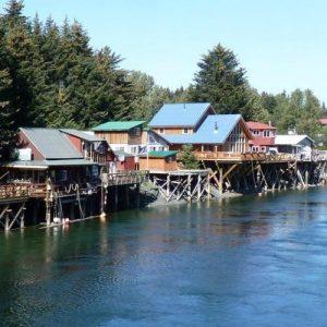Seldovia, AK. (Photo via KBBI - Homer)