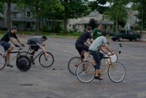 Bike Polo. Photo: Flickr, Ben Miller