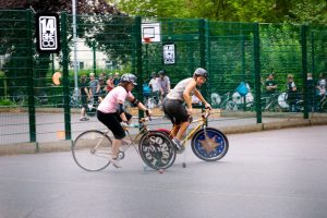 Bike polo. Photo: Flickr Lee-Anne Inglis