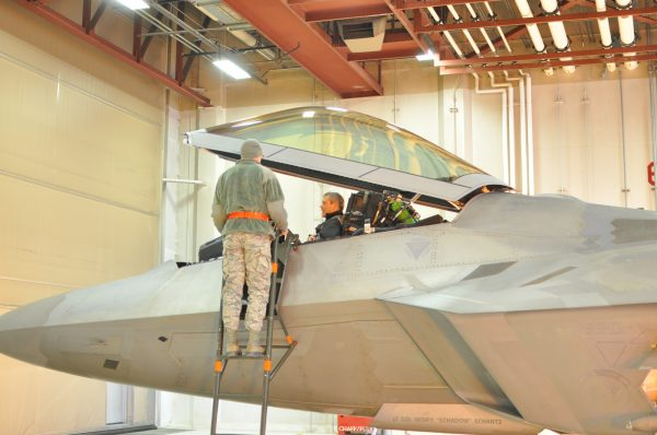 Handful of new jet-fighters could come to JBER after Florida storm