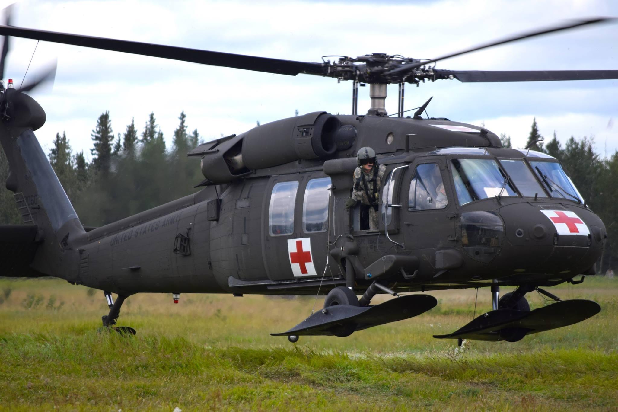Army Aviation unit's deployment reduces military role in ...