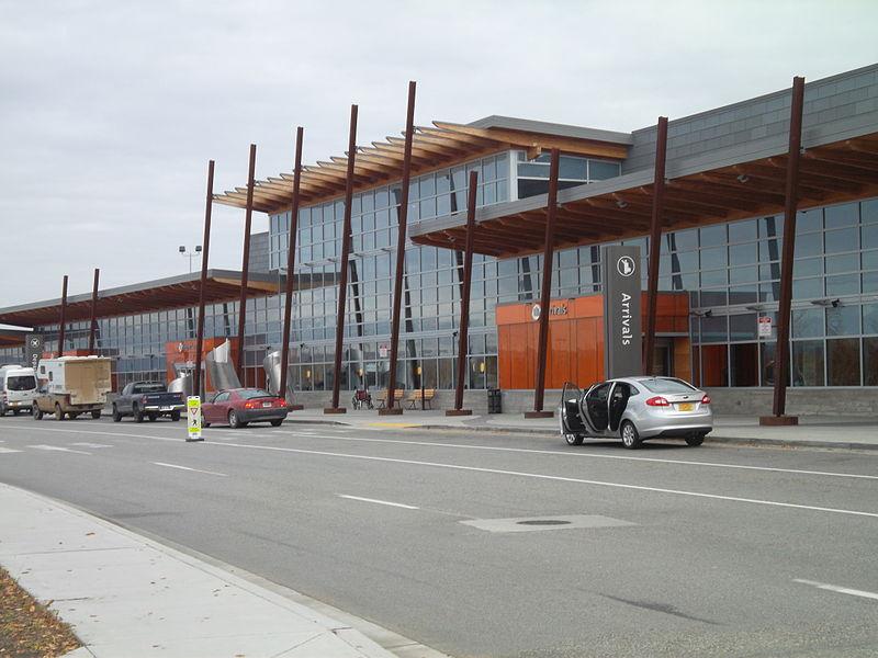 Fairbanks International Airport Evacuated After Bomb