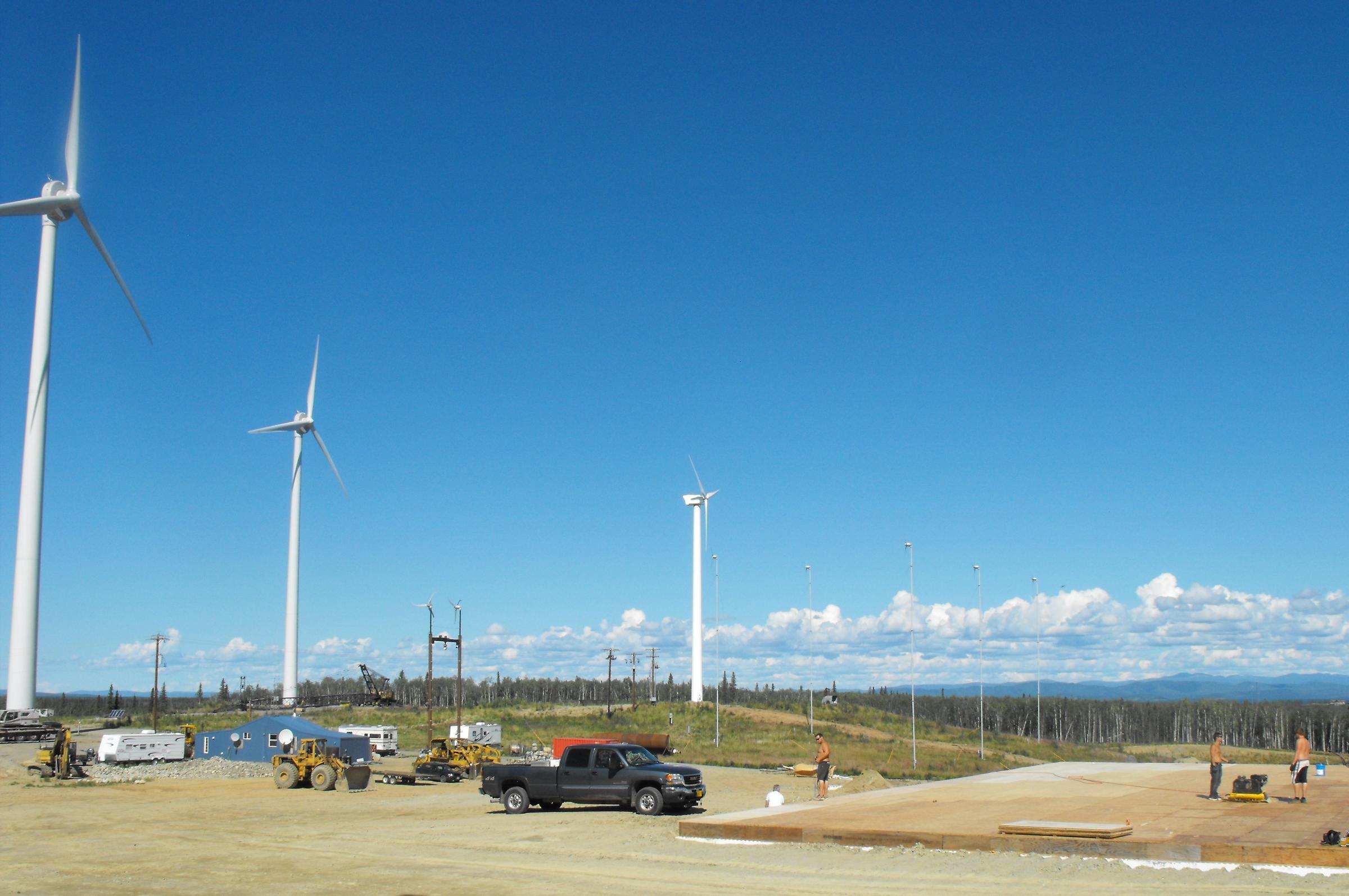 Wind farm developer assails GVEA s refusal to more power