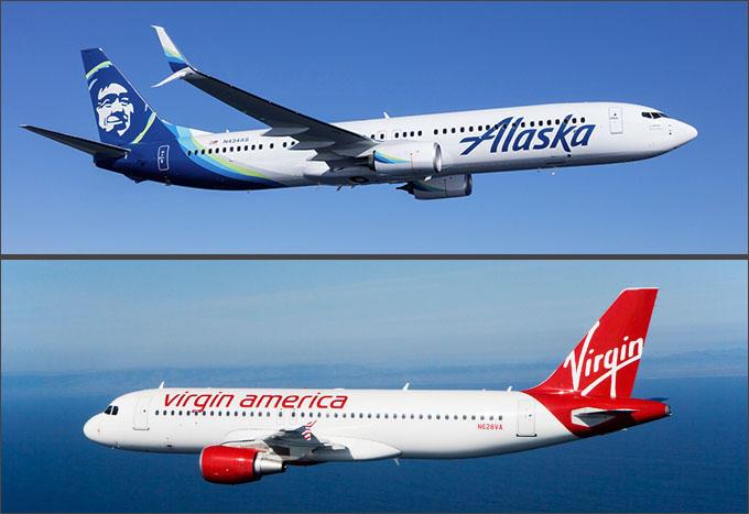 Nnn On 2017 >> Labor issues loom for Alaska Airlines-Virgin America merger | Alaska Public Media