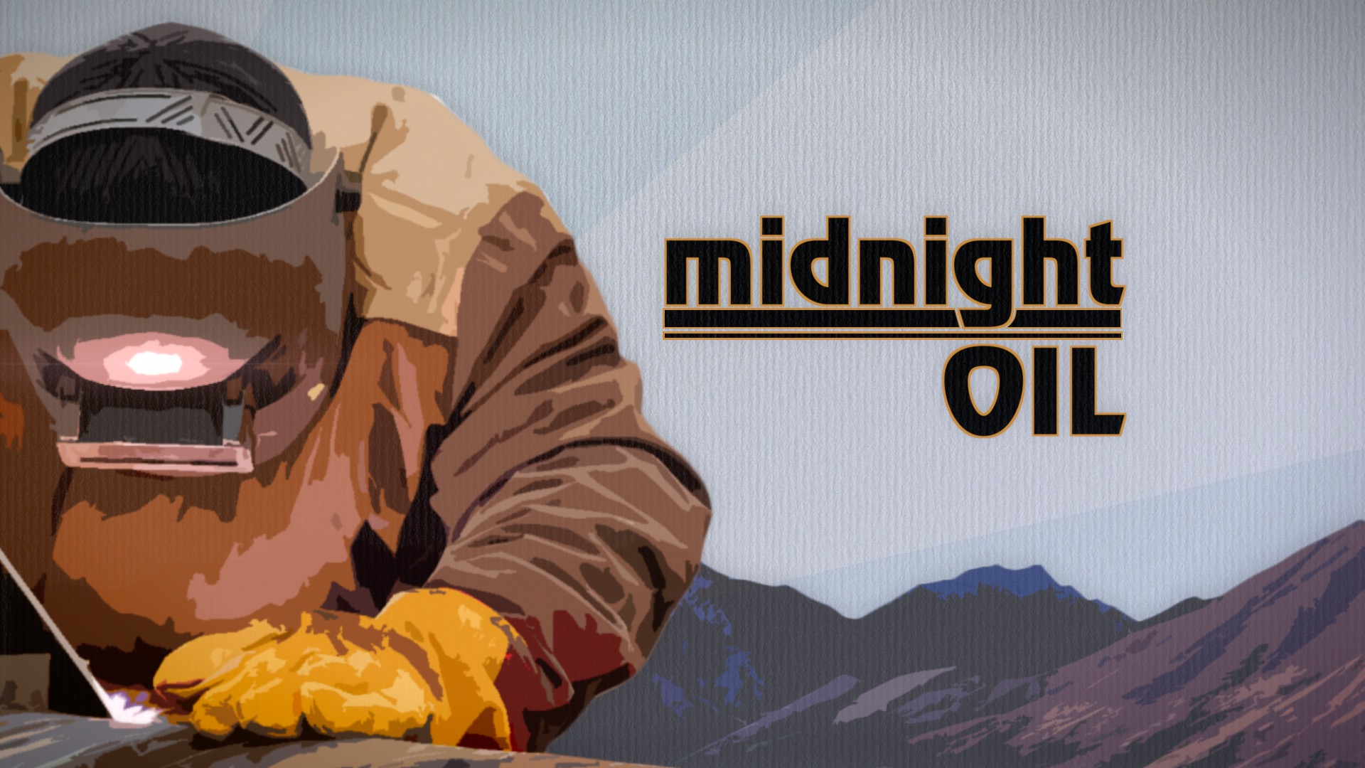 Alaska's Energy Desk presents: Midnight Oil
