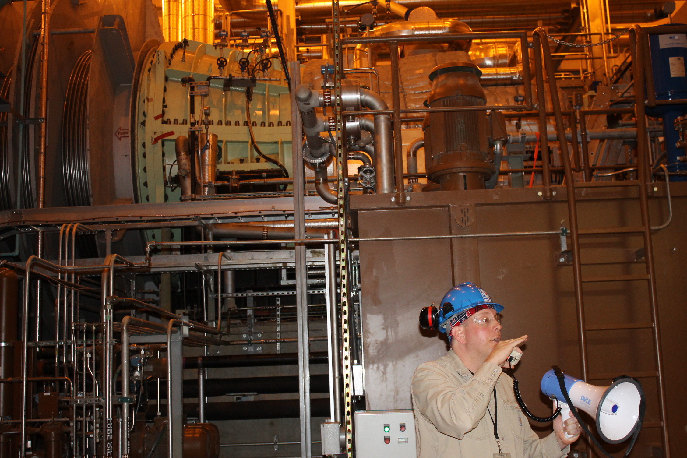 New Anchorage power plant improves efficiency and reliability