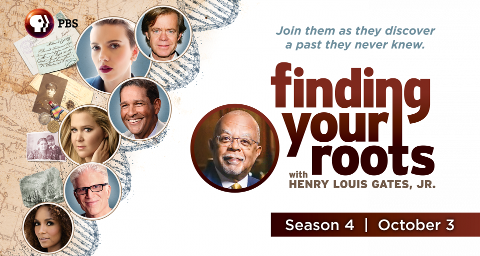 Finding Your Roots on Alaska Public Media