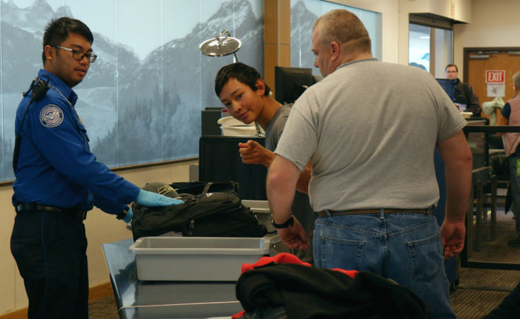 Airport Screening Change For Electronics Rolling Out In Southeast