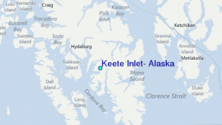 Man Charged In Shooting Death At Prince Of Wales Logging Camp - Google maps alaska