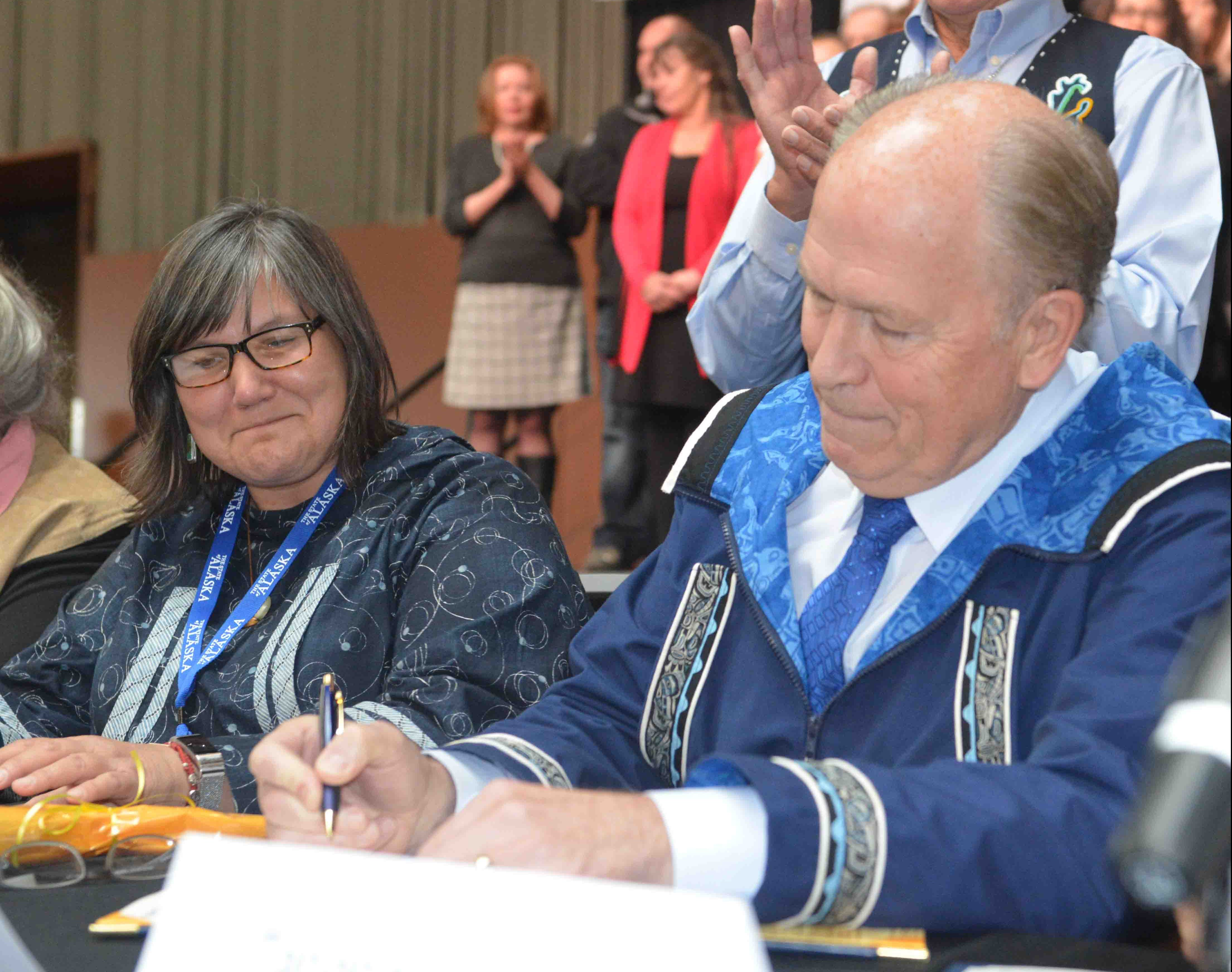 Alaska and its tribes sign child services compact alaska - Garden state veterinary services ...