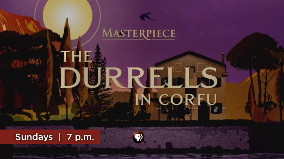 Durrells in Corfu on Alaska Public Media