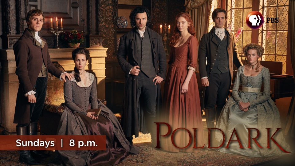 Poldark on Alaska Public Media