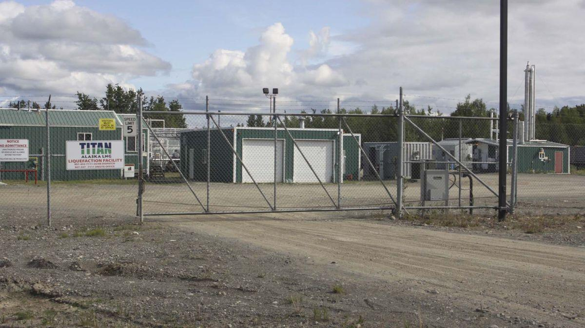Aidea board oks sale of pentex to interior gas utility - Interior community health center fairbanks ...