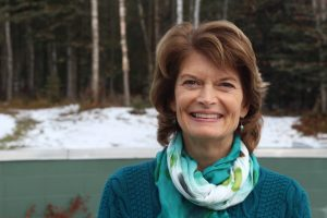 Murkowski unsure Congress can investigate Trump on groping charges