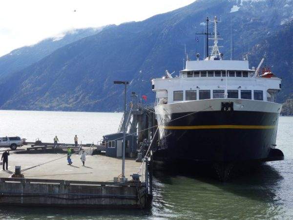 Skagway looks into developing a local ferry authority