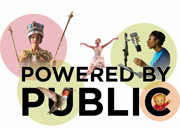 powered by public