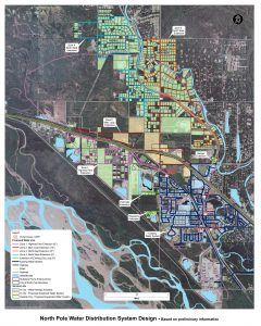 North Pole awards $52M water system expansion contract to Fairbanks ...