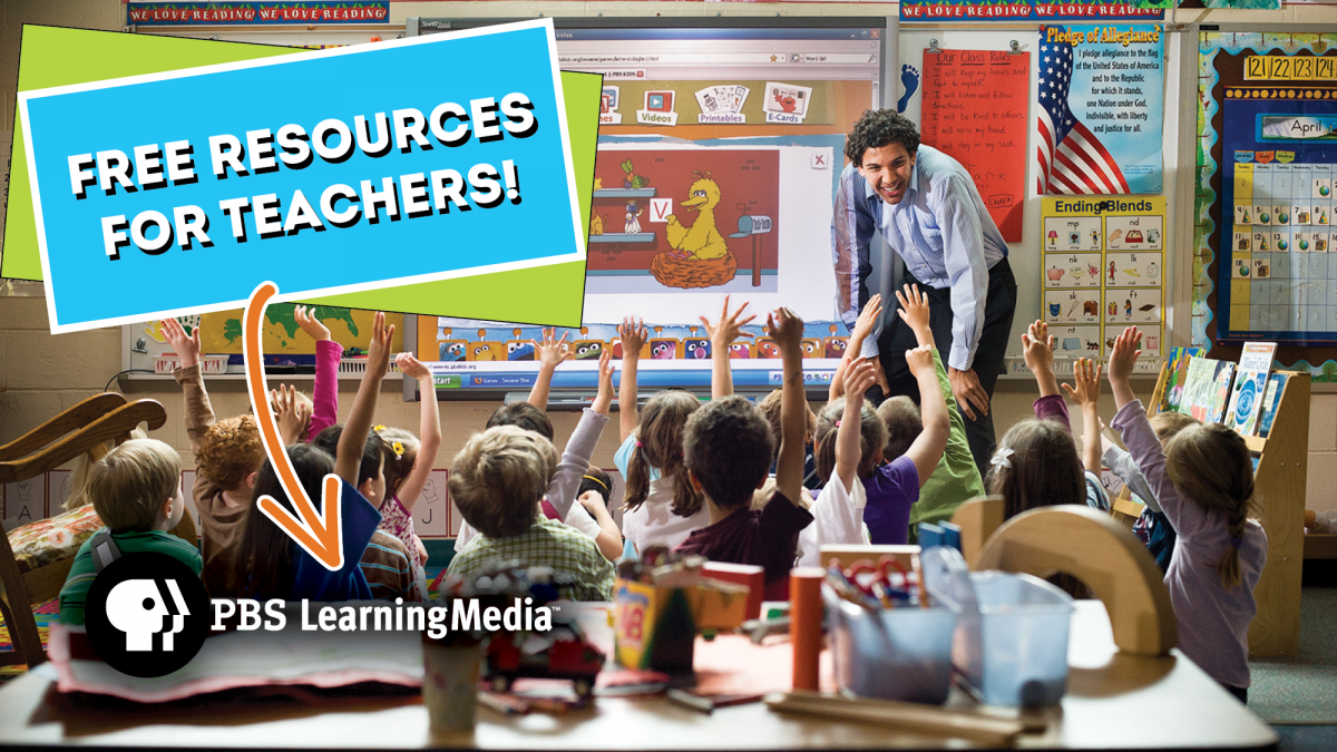 Resources for educators at PBS LearningMedia!