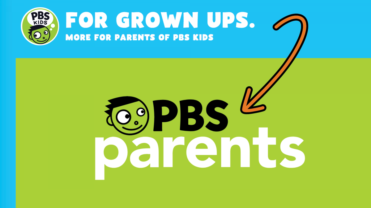Check out resources from PBS Parents!
