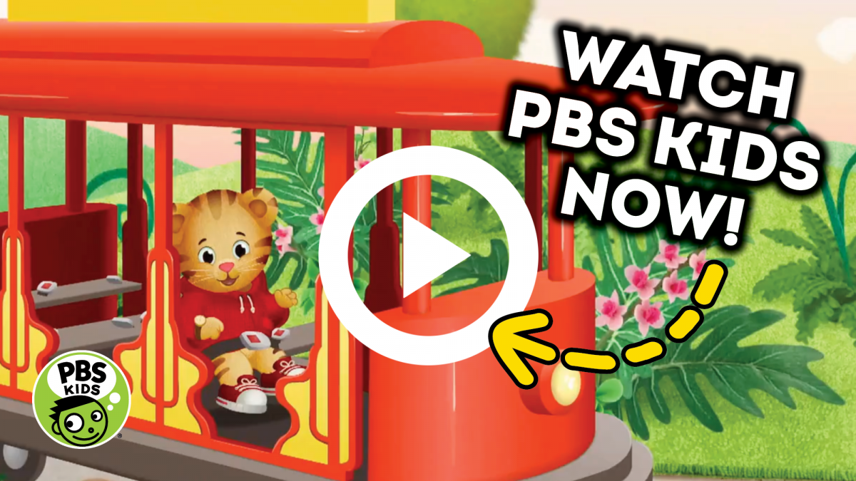 Watch PBS KIDS now!