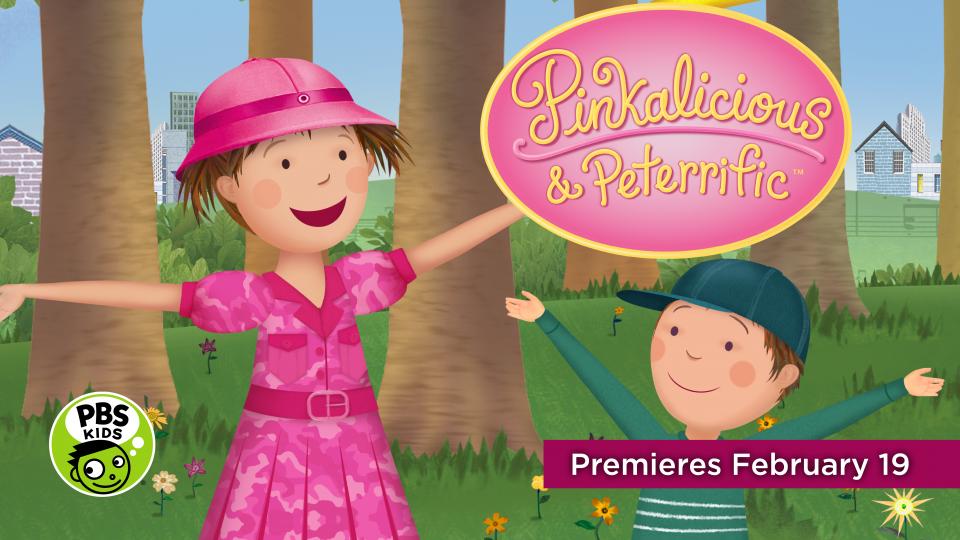 Pinkalicious & Peterrific on Alaska Public Media