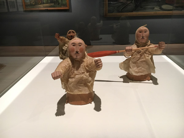 Kayak Figures