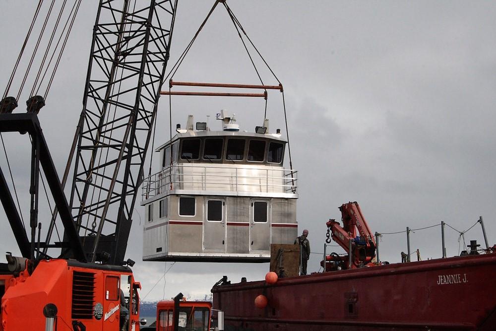 trump tariffs could jack up boat prices alaska public media. Black Bedroom Furniture Sets. Home Design Ideas