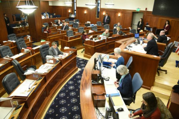 New house bill sets permanent fund dividend at $1600