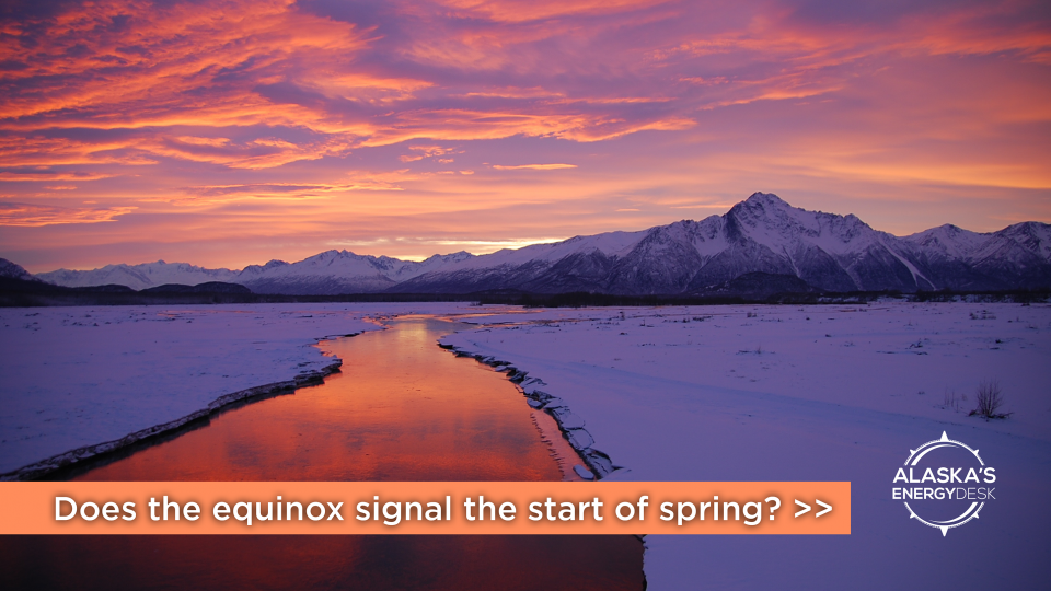 Does the equinox mark the start of spring?