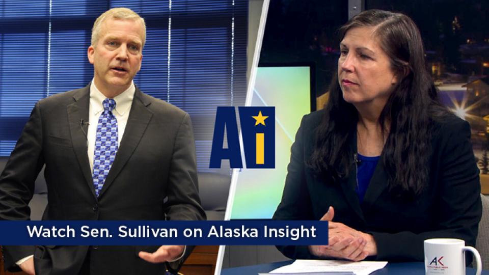 Sen. Sullivan on season finale of Alaska Insight