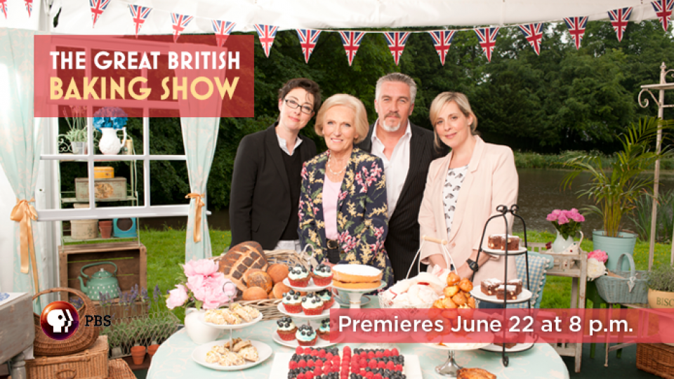 Great British Baking Show returns to Alaska Public Media this summer!