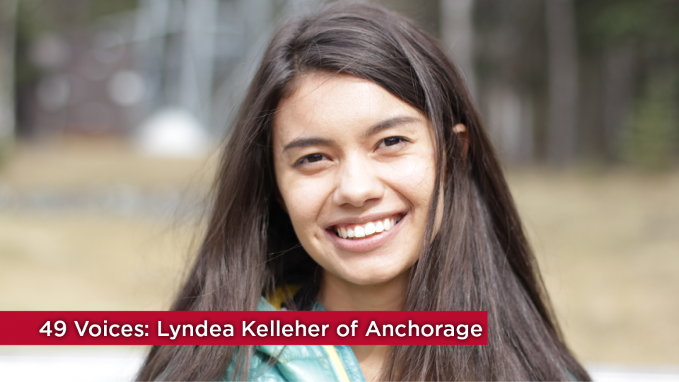 49 Voices: Lyndea Kelleher of Anchorage