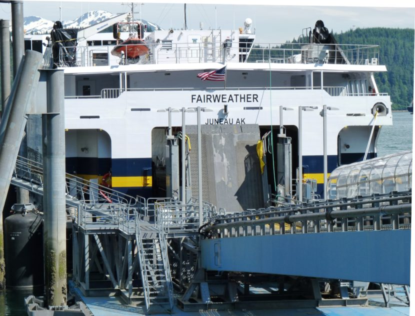 Alaska's fast ferries are being prepped for sale - Alaska
