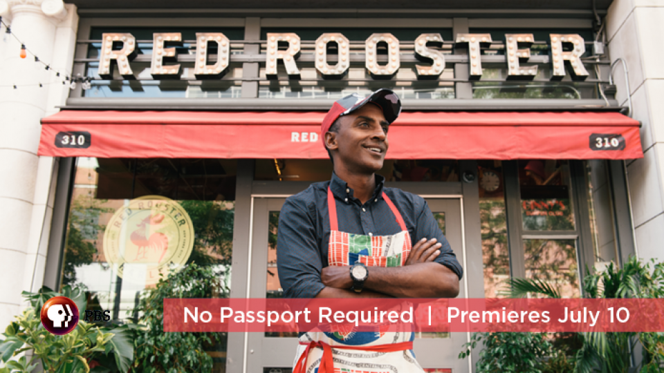 Chef Marcus Samuelsson makes his PBS debut this July!
