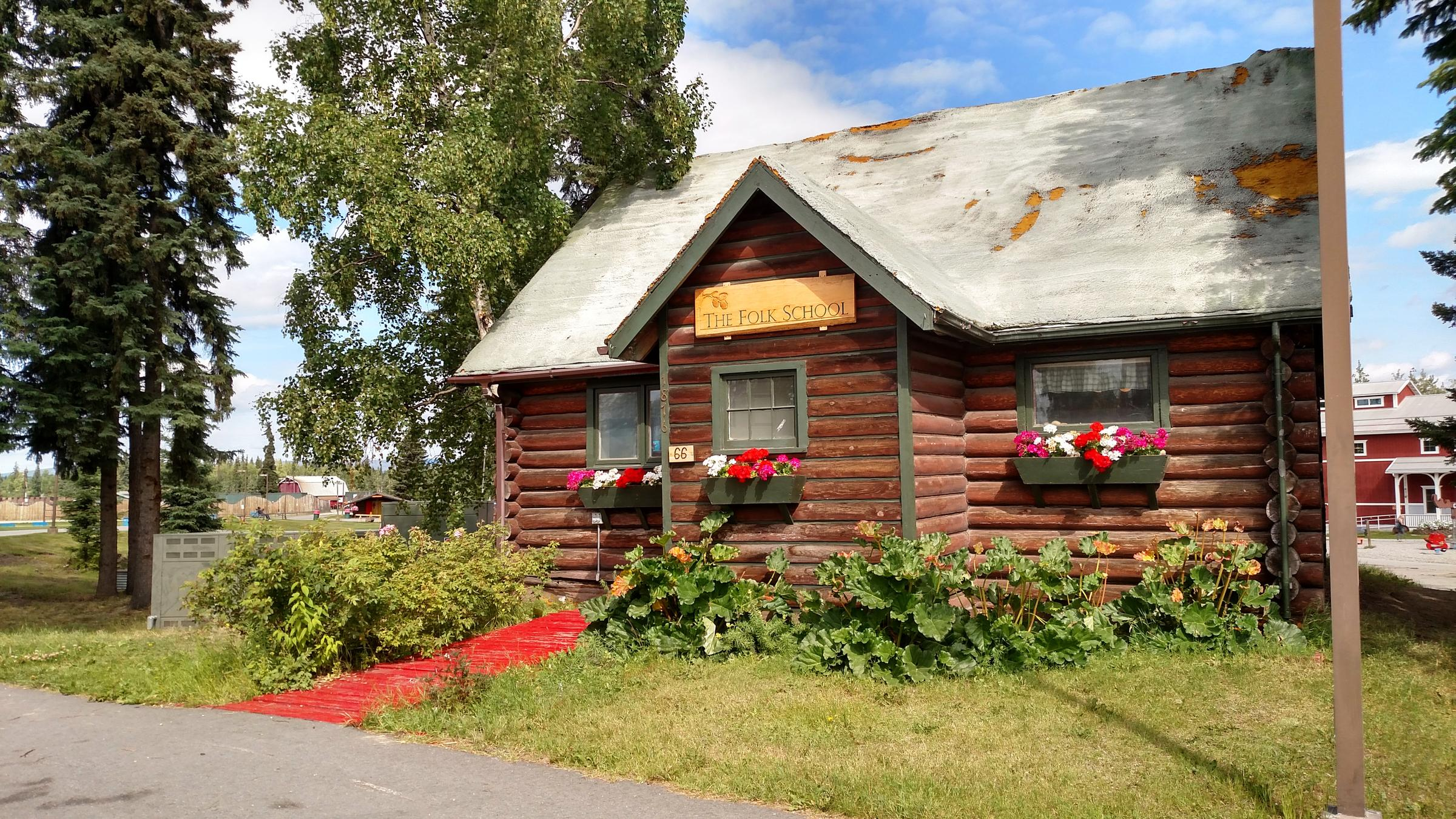 Fairbanks Folk School hopes to expand traditional-skills curriculum at new location