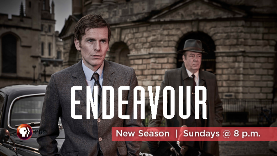 Watch Endeavour Season 5 on Alaska Public Media TV!